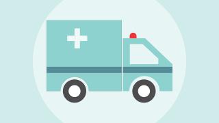 Ambulance to Hospital