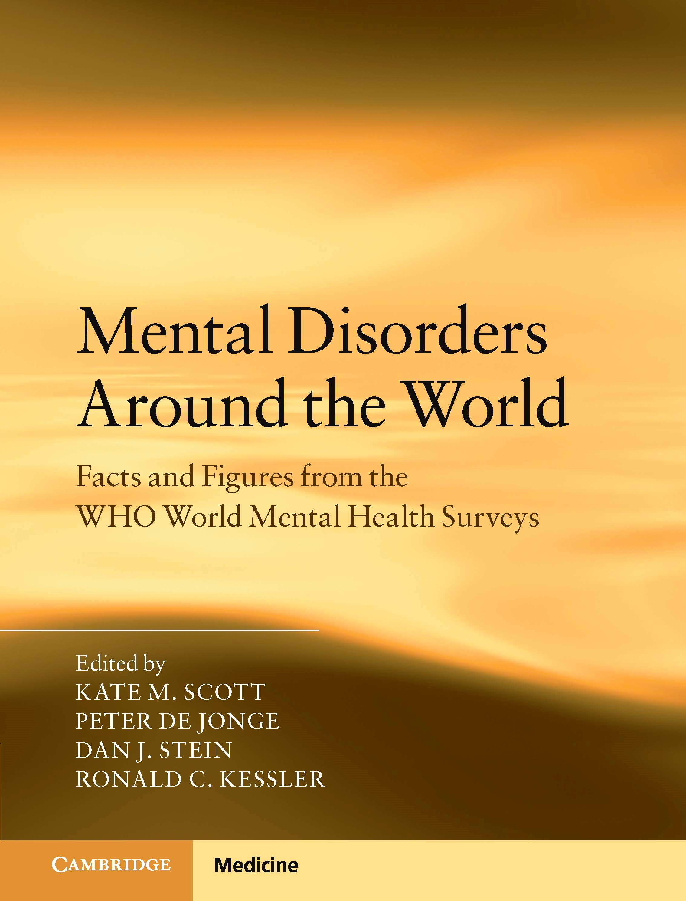 Mental Disorders around the World: