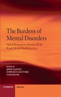 The Burdens of Mental Disorders: